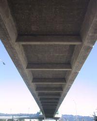 Footbridge Below
