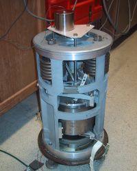 MEMS Vertical Shaker